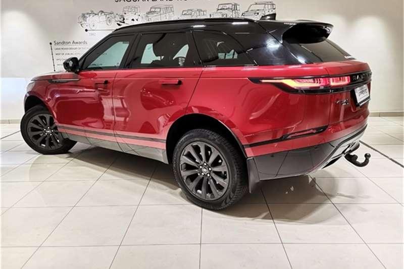 Land Rover Range Rover Velar VELAR 3.0 D SE 2018