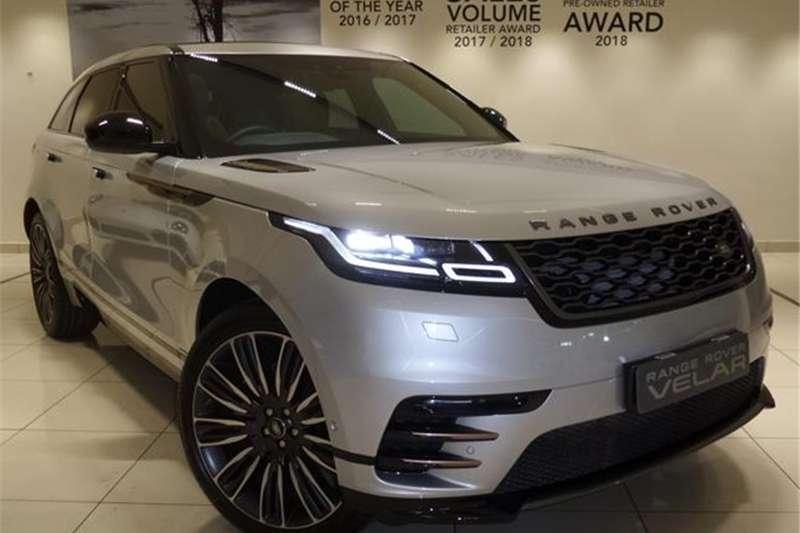 Land Rover Range Rover Velar VELAR 3.0 D SE 2019