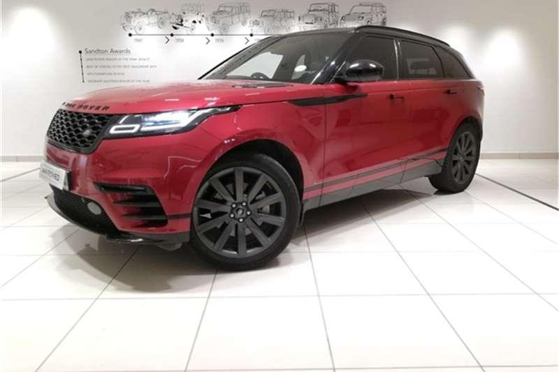 Land Rover Range Rover Velar VELAR 3.0 V6 S/C HSE 2018