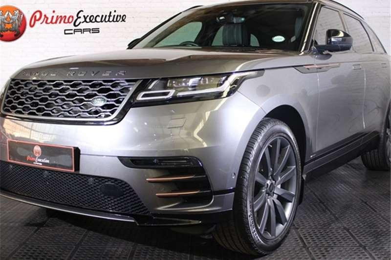Land Rover Range Rover Velar VELAR 3.0D HSE 2017