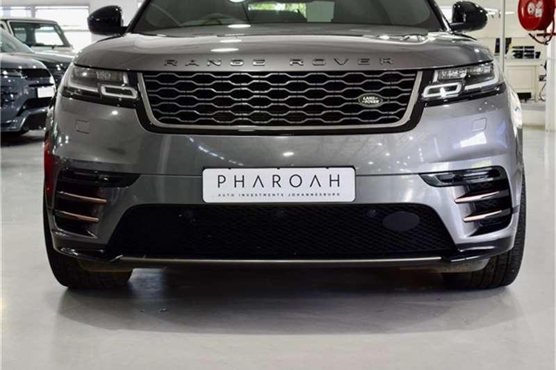 2018 Land Rover Range Rover Velar VELAR 3.0D HSE