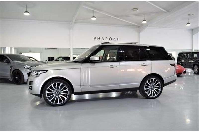 Land Rover Range Rover Vogue SE SDV8 2019