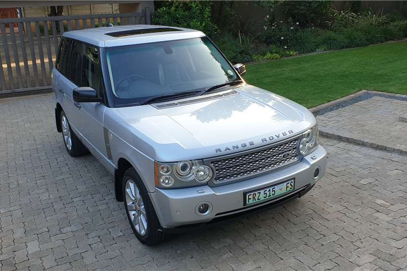 Land Rover Range Rover Vogue SE Supercharged 2007