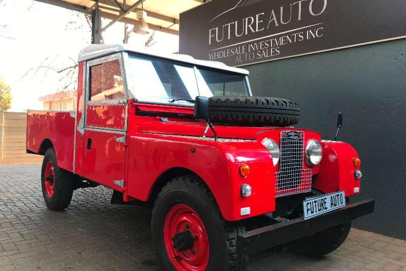 1958 Land Rover