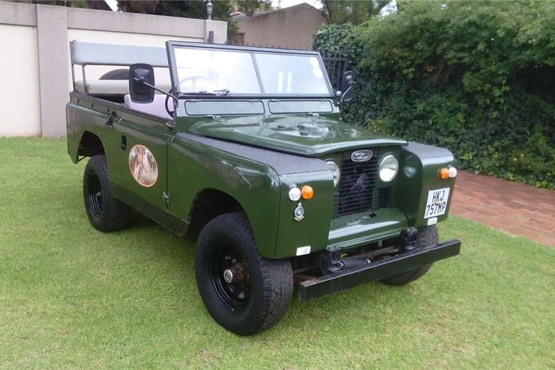 Land Rover Series 3 1964