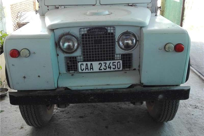 Land Rover Series 3 1969