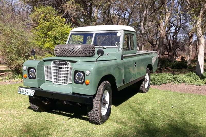 Land Rover Series 3 1976