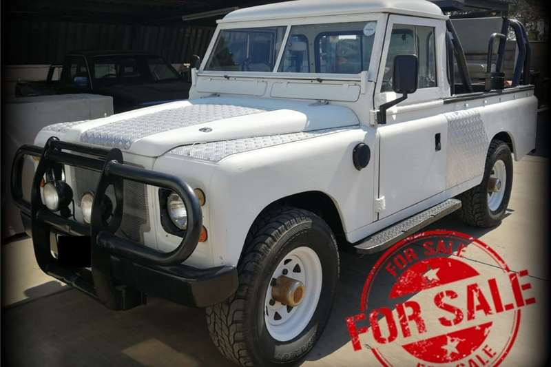 Land Rover Series 3 1979