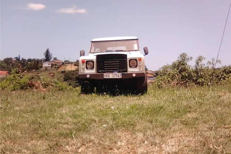 Land Rover Series 3 1988