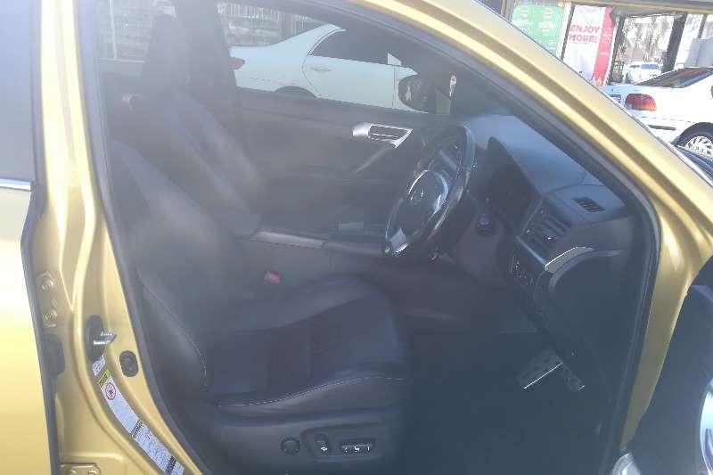 Lexus CT 200h EX 2013