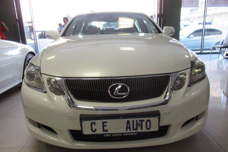 Lexus GS 300 automatic 2010
