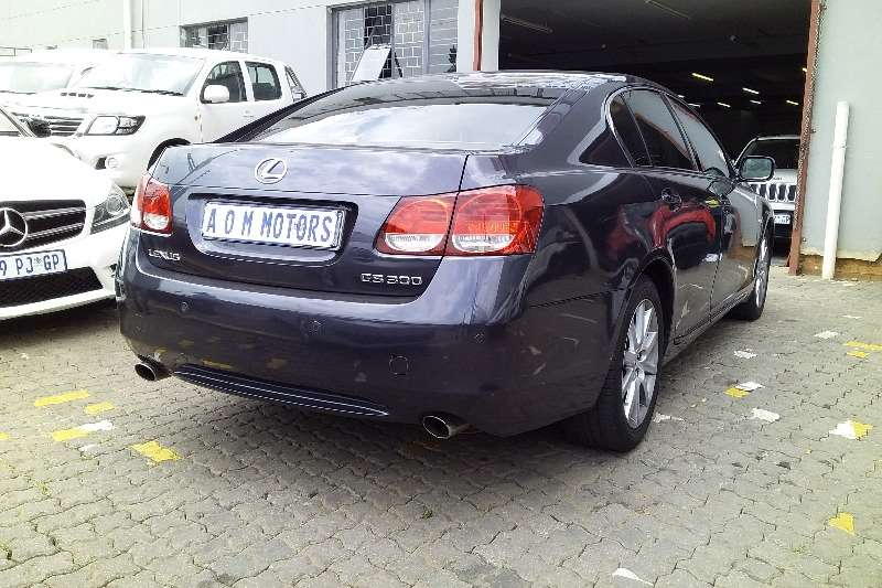 Lexus GS 300 automatic 0