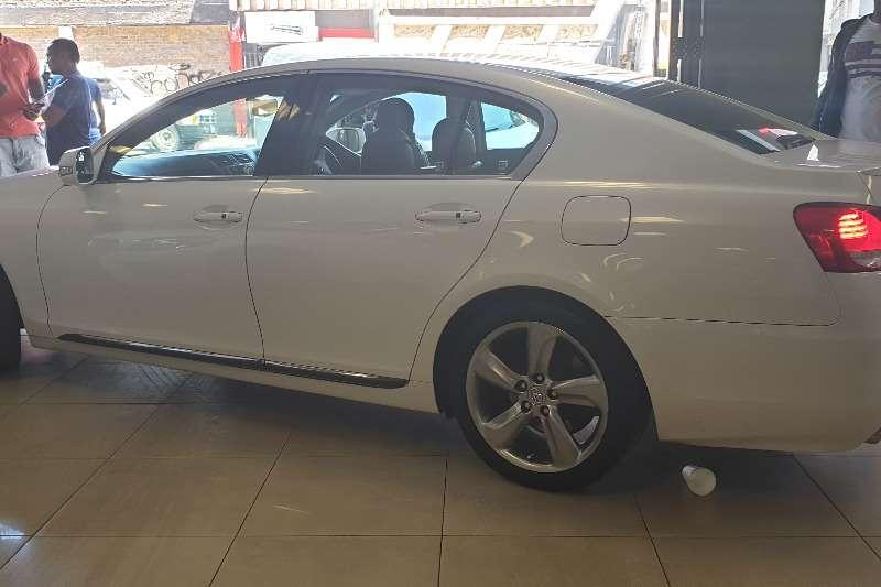 Lexus GS 300 SE automatic 2011