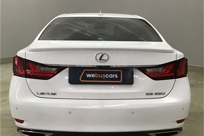 Lexus GS 350 F Sport 2014