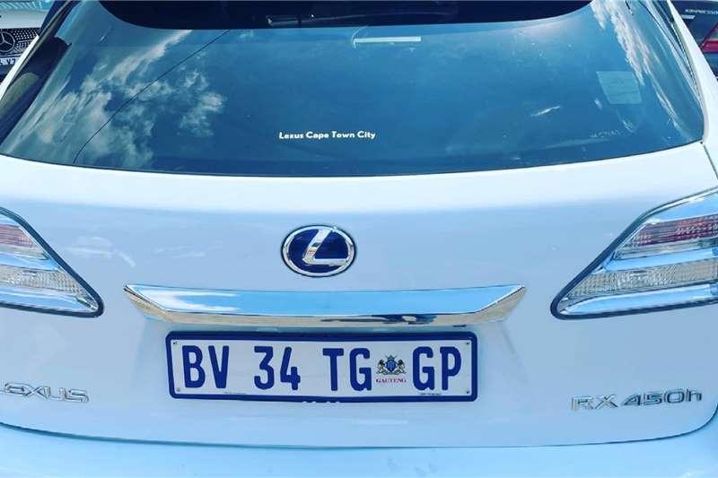 Lexus GS 450h 2019