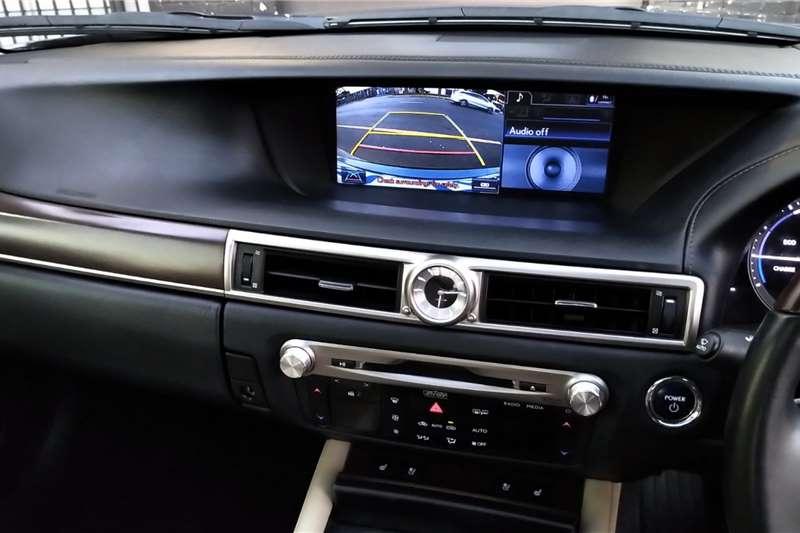 Lexus GS 450h F Sport 2013