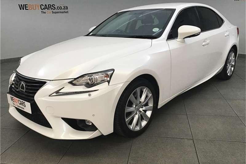 Lexus IS 200t E 2017