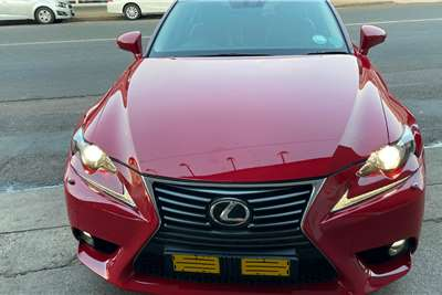 Used 2017 Lexus IS 200t EX