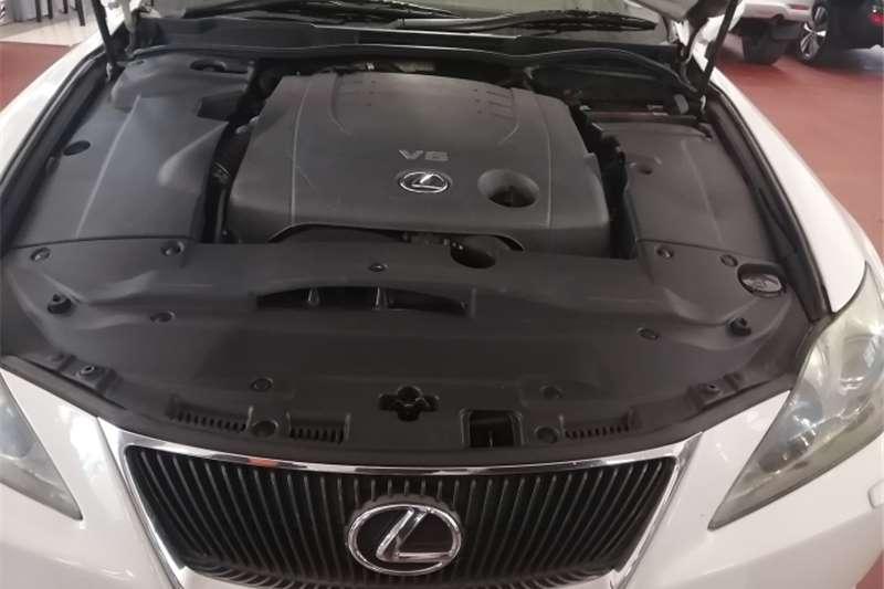 Used 2006 Lexus IS 250 automatic
