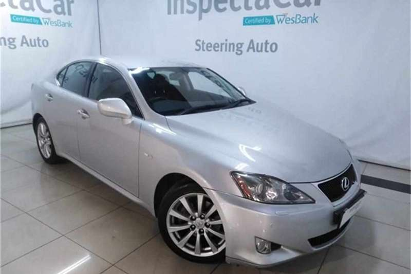 Lexus IS 250 automatic 2007