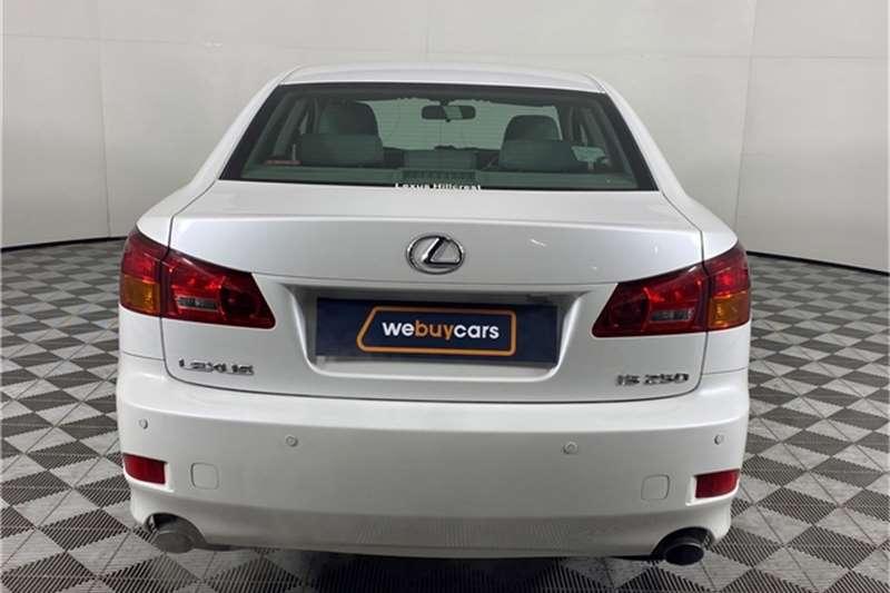 Used 2007 Lexus IS 250 automatic