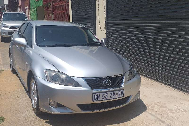 Lexus IS 250 automatic 2008