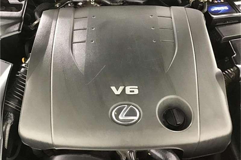 Lexus IS 250 automatic 2008