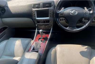 Used 2008 Lexus IS 250 automatic