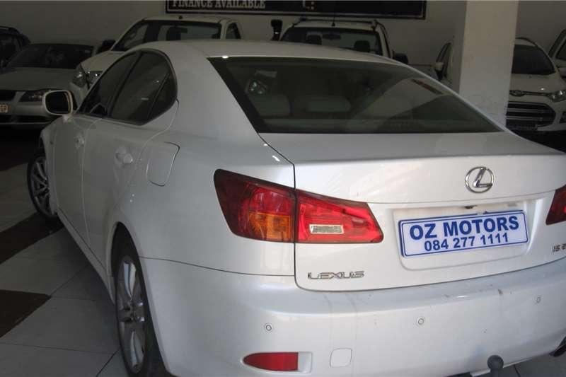 Lexus IS 250 automatic 2009