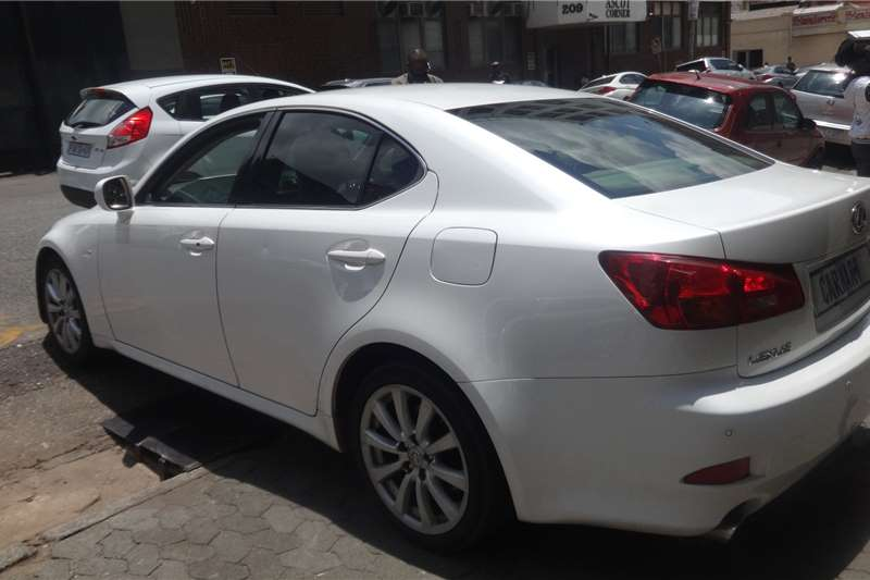 Lexus IS 250 automatic 2009