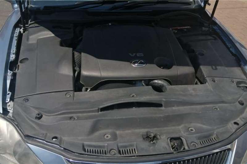 Used 2009 Lexus IS 250 automatic
