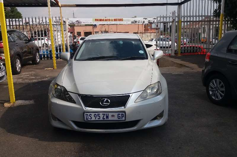 Lexus IS 250 automatic 2010