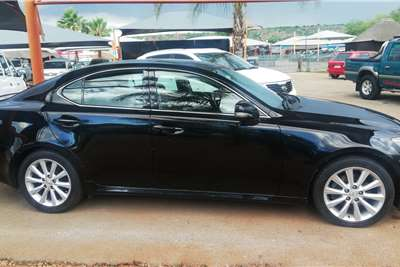 Lexus IS 250 automatic 2010