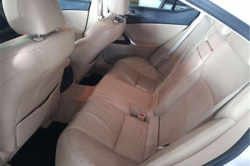 Used 2010 Lexus IS 250 automatic