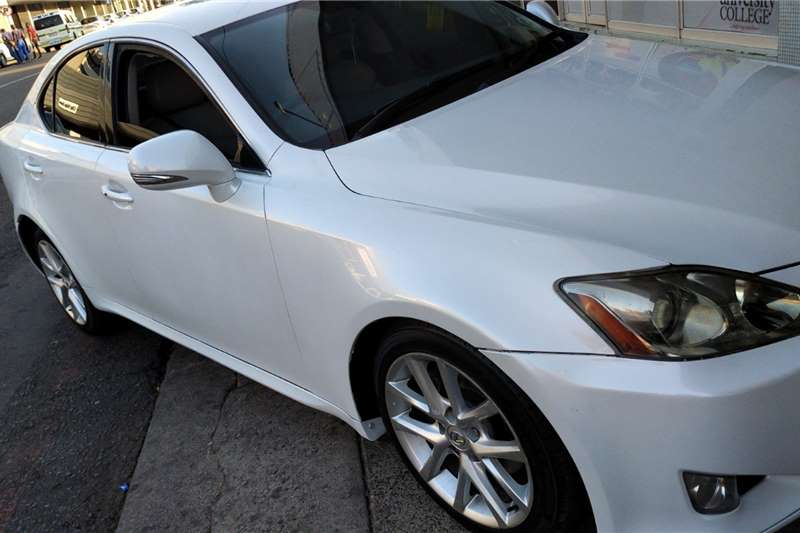 Lexus IS 250 automatic 2011