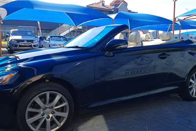 2013 Lexus IS IS 250 automatic