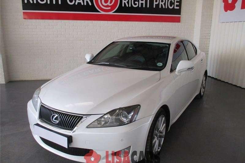 Lexus IS 250 EX 2010