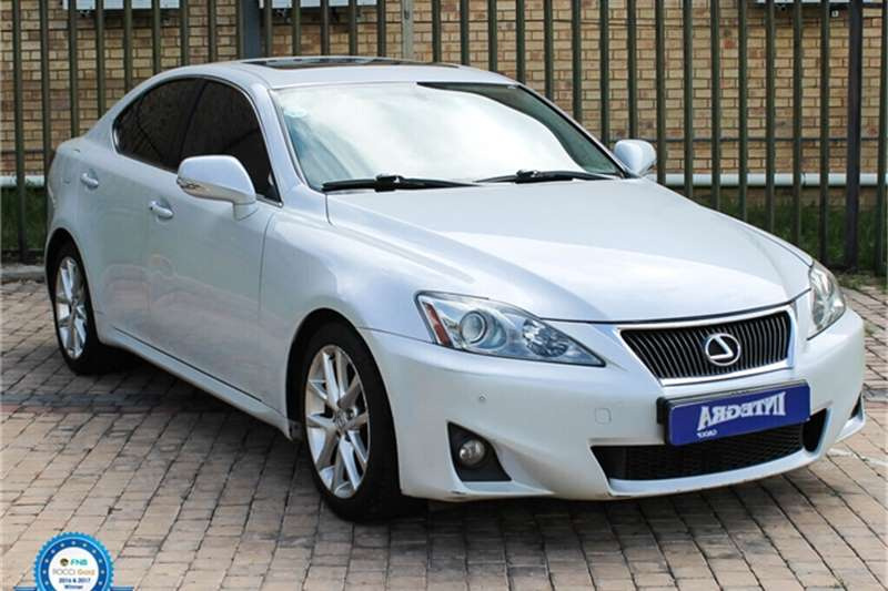Lexus IS 250 F Sport 2011
