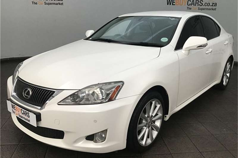 Lexus IS 250 SE 2011