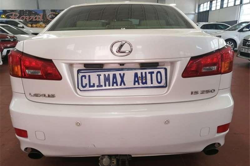 Used 2006 Lexus IS 250 SE automatic