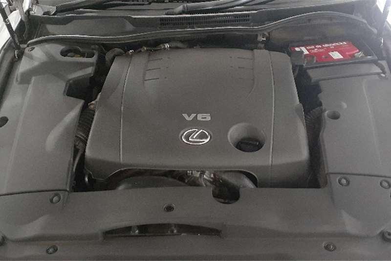 Lexus IS 250 SE automatic 2009