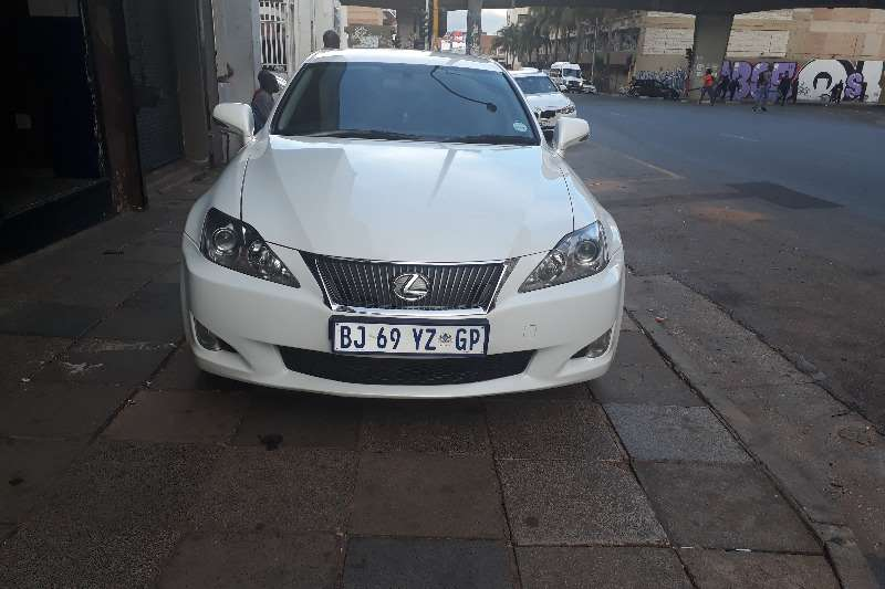 Lexus IS 250 SE automatic 2010