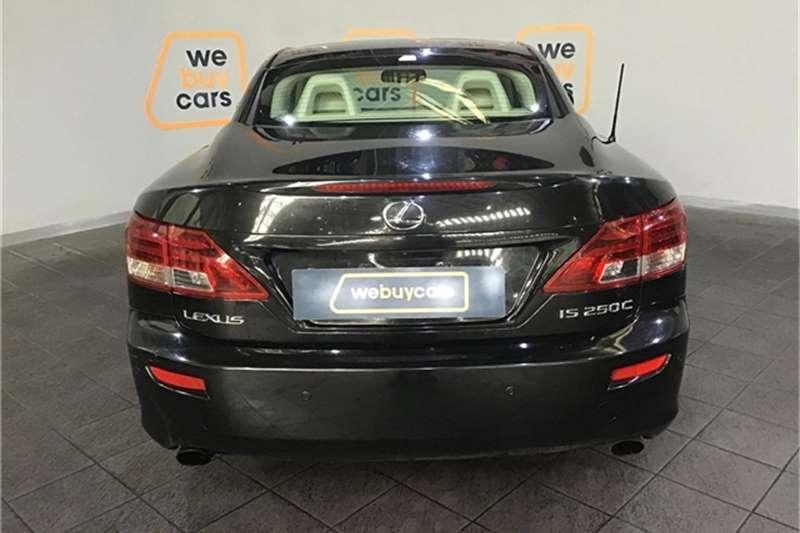 Lexus IS 250C 2011