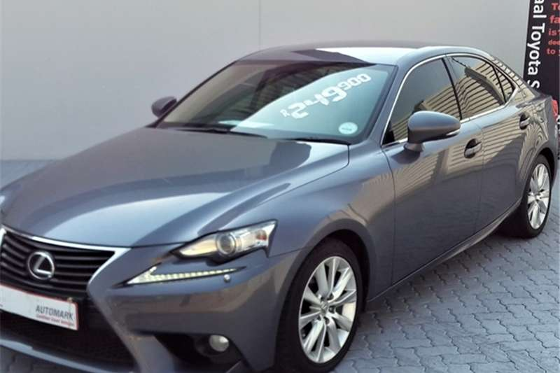 Lexus IS 350 E 2013