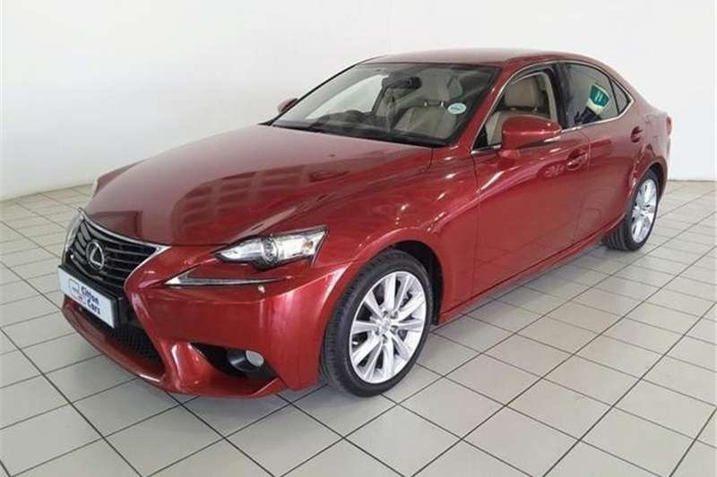 Lexus IS 350 E 2014