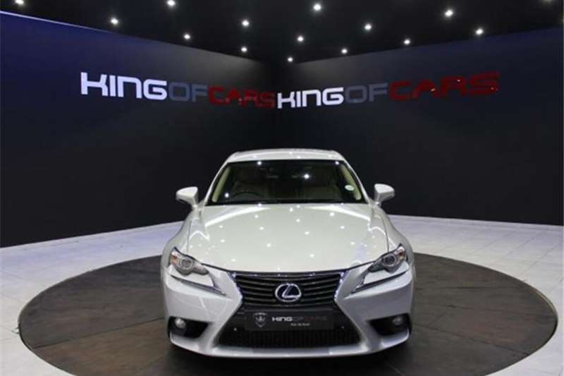 Lexus IS 350 EX 2013
