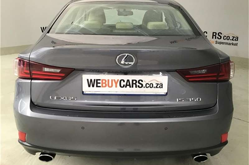 Lexus IS 350 EX 2014