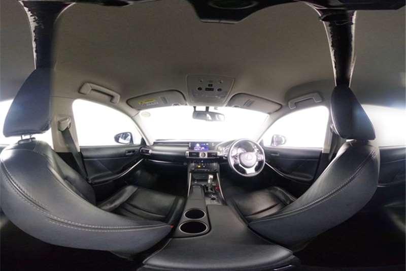2014 Lexus IS IS 350 EX