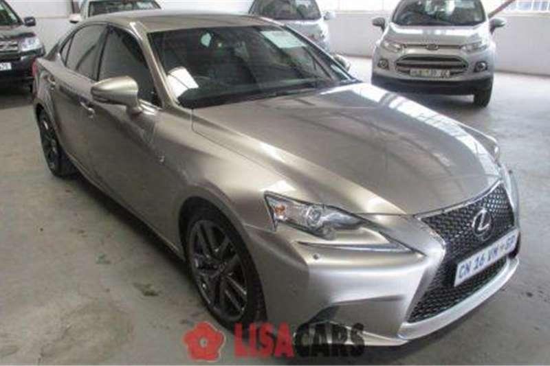 Lexus IS 350 F SPORT 2013