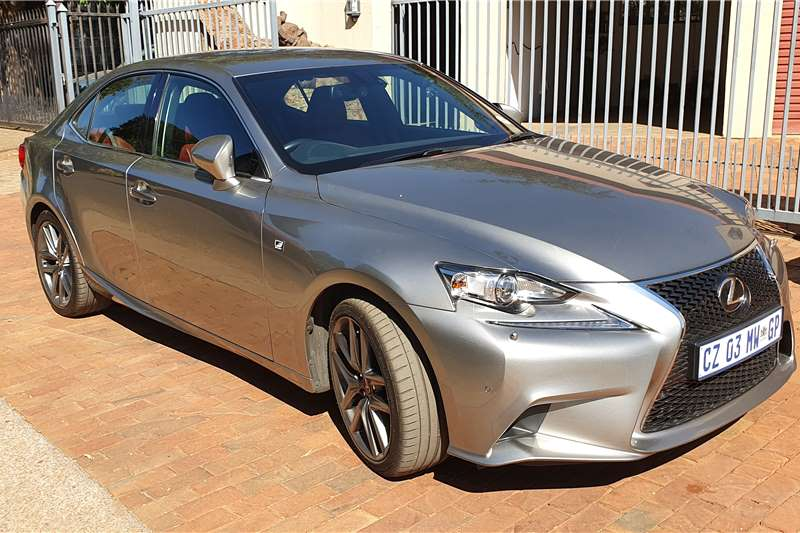 Lexus IS 350 F SPORT 2014